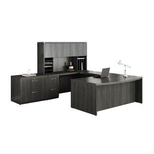 Looking for Aberdeen U-Shape Desk Office Suite ByMayline Group