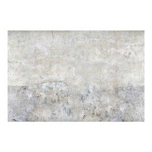 Shabby Concrete Effect 19m X 288cm Wallpaper Roll