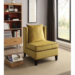 Clawson Wingback Chair by House of Hampton