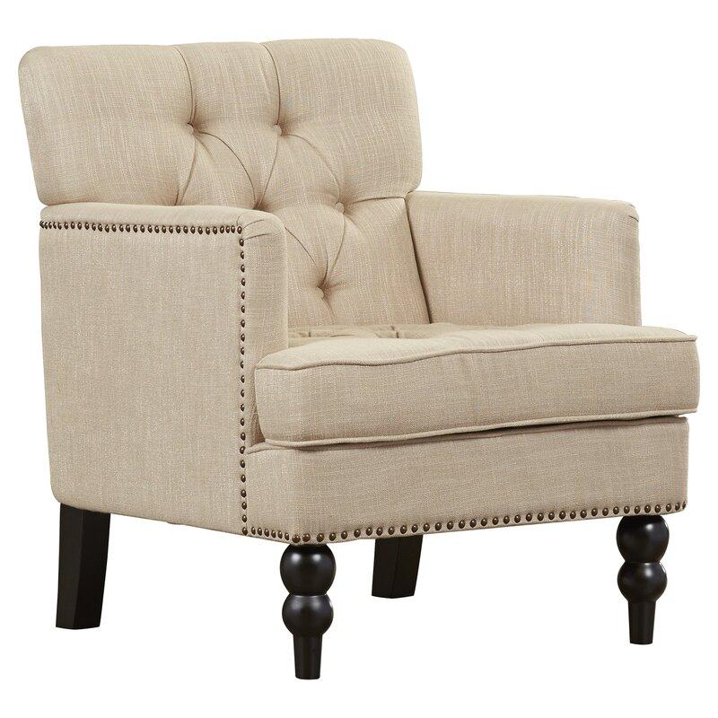 Summerfield Tufted Armchair