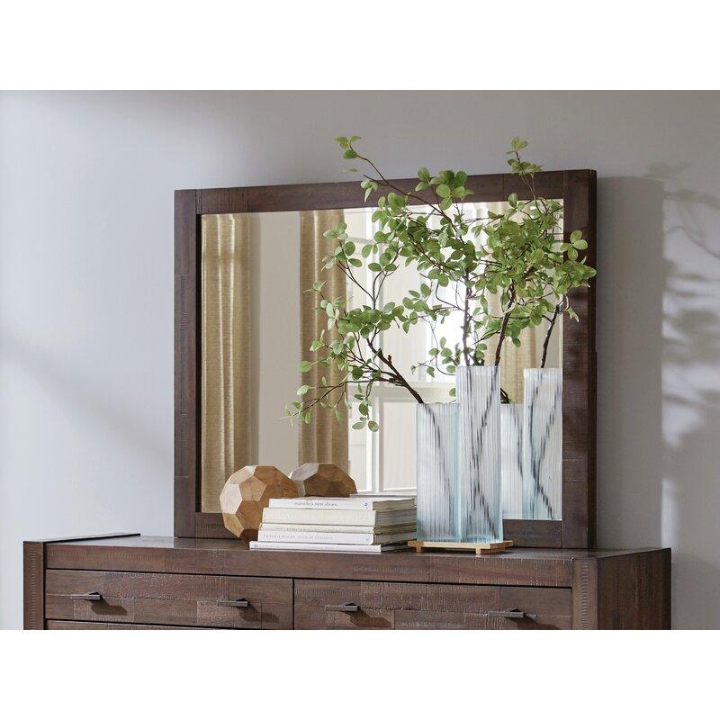 Foundry Select Ishiro Dresser Mirror Wayfair