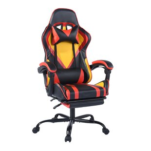 Racing Game Chair by Ebern Designs