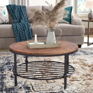 Altus Coffee Table by Three Posts