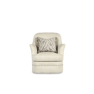 Kacie Swivel Armchair by House of Hampton