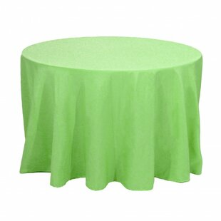 120 Inch Round Tablecloth | Wayfair