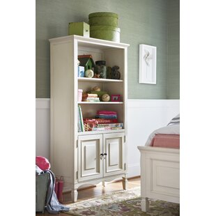 Barlett Storage Bookcase Harriet Bee