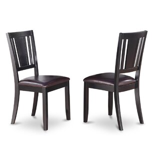 Shopping for Dudley Side Chair (Set of 2) by Wooden Importers Reviews (2019) & Buyer's Guide