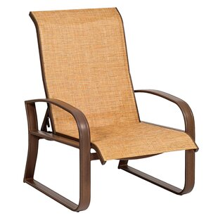 Cayman Isle Sling Adjustable Patio Chair
