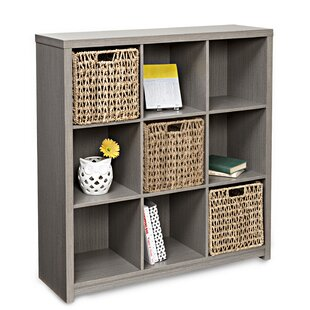 Buy clear Premium Cube Bookcase by Honey Can Do