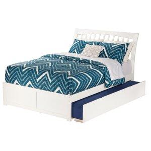 Homer Storage Sleigh Bed