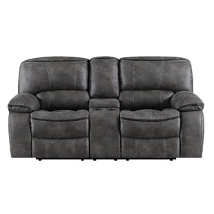 Shop Kailani Reclining Loveseat by Winston Porter