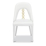 Nantucket Upholstered Dining Chair (Set of 2) by Orren Ellis