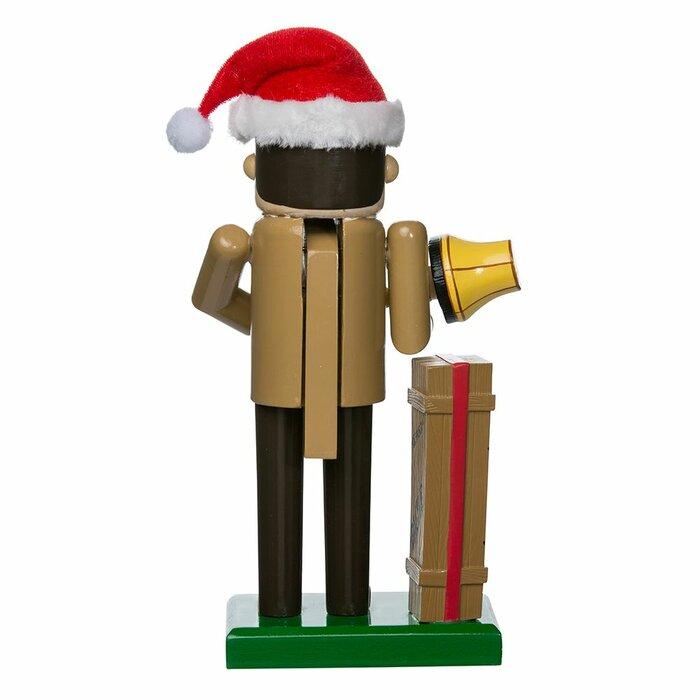 The Christmas Story Leg Lamp.Christmas Story Mr Parker With Leg Lamp Nutcracker