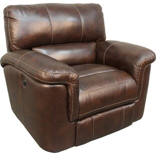 Blair Leather Power Recliner