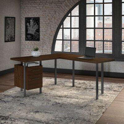 Compact L Shaped Computer Desk Wayfair