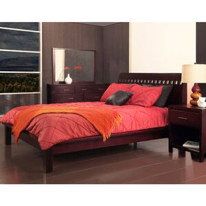 Angela Panel Bed by Modus Furniture