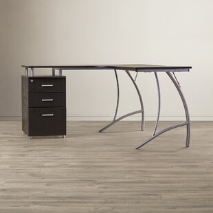 Huggard L-Shape Desk by Symple Stuff Top Reviews
