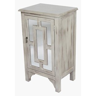 Winebarger 1 Door Accent Cabinet