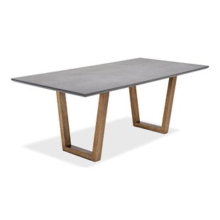 Messer Double Pedestal Dining Table
