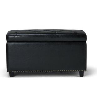 Burling Upholstered Storage Bench