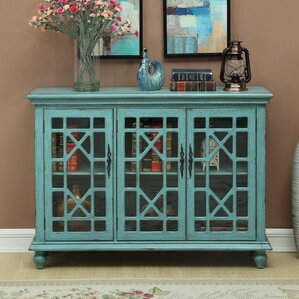 Reddick 3 Door Sideboard by Rosecliff Heights