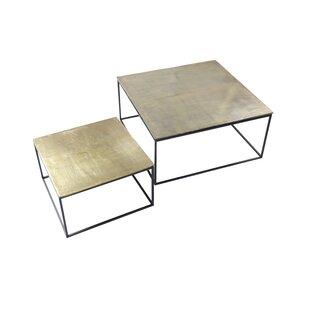 2 Piece Coffee Table Set BIDKhome