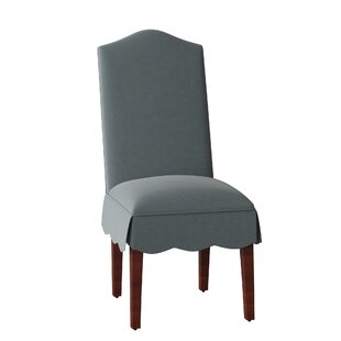 Aberdeen Upholstered Parsons Chair by Sloane Whitney
