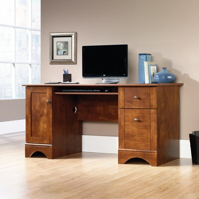 Chamberland 2 Drawer Computer Desk by Darby Home Co