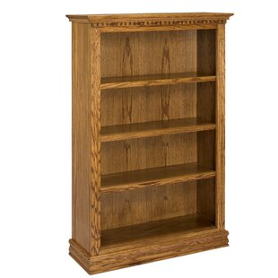 Britania Standard Bookcase by A&E Wood Designs Wonderful