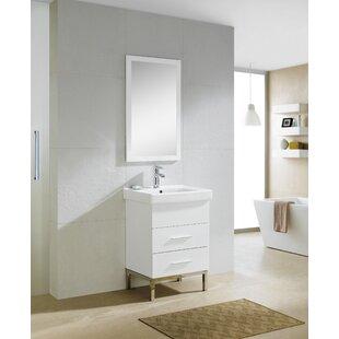 Kinsey 22 Single Bathroom Vanity By Orren Ellis