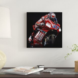 'Stoner' Photographic Print on Canvas By East Urban Home