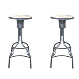 Clinkscales Bar & Counter Stool (Set of 2) by Williston Forge