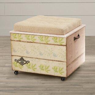 Inexpensive Sherwood Crate Storage Ottoman ByOne Allium Way