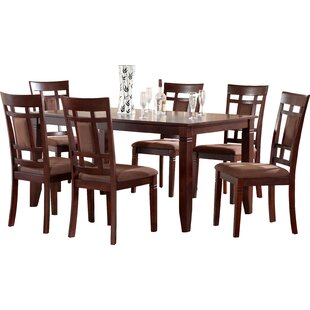 ighli 7 piece dining set - Dining Set Furniture