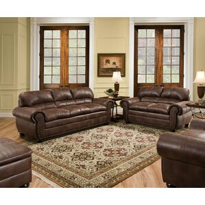 Stamford Configurable Living Room Set by Alcott Hill