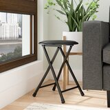 Harney Accent Stool by Ebern Designs
