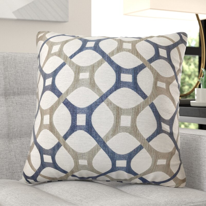 Orren Ellis Stesha Throw Pillow Wayfair