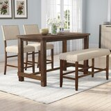 Moran 4 Piece Dining Set by Andover Mills™