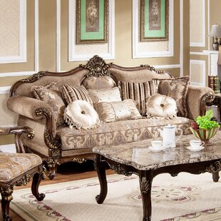 Top Traditional Living Room Sofa by BestMasterFurniture Reviews (2019) & Buyer's Guide