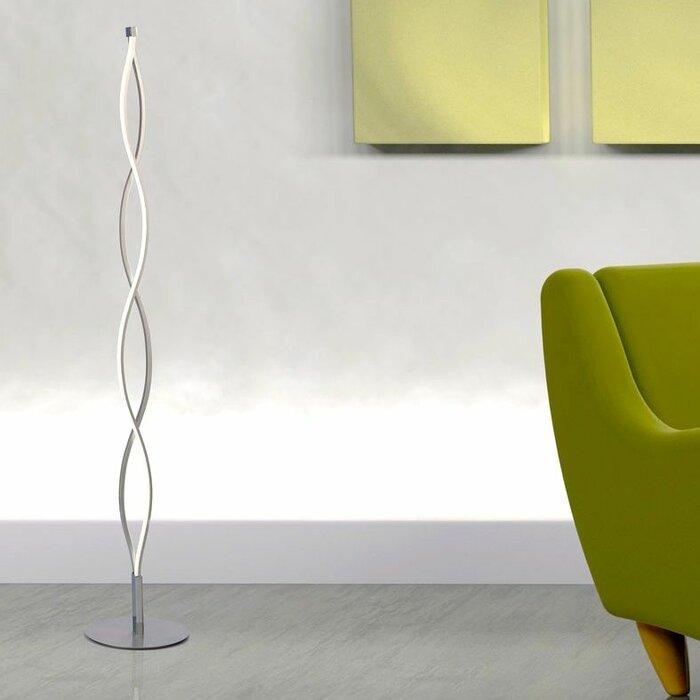 Lattice 63 led floor lamp