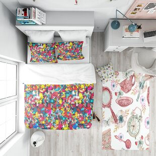 Teen Duvet Cover Set