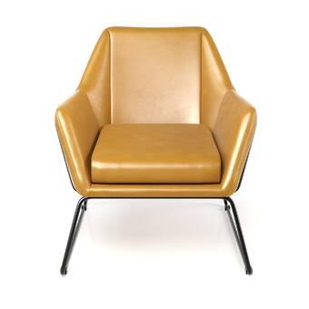 Aceves 32 Wide Tufted Armchair Allmodern