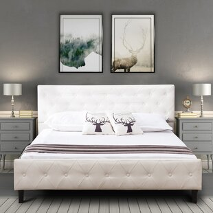 Stroude Upholstered Platform Bed