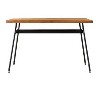 Feather Midcentury Modern Dining Table Brayden Studio