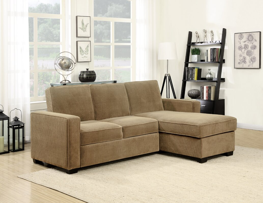 Serta Charlie Sleeper Sectional : sofa sleeper sectional - Sectionals, Sofas & Couches
