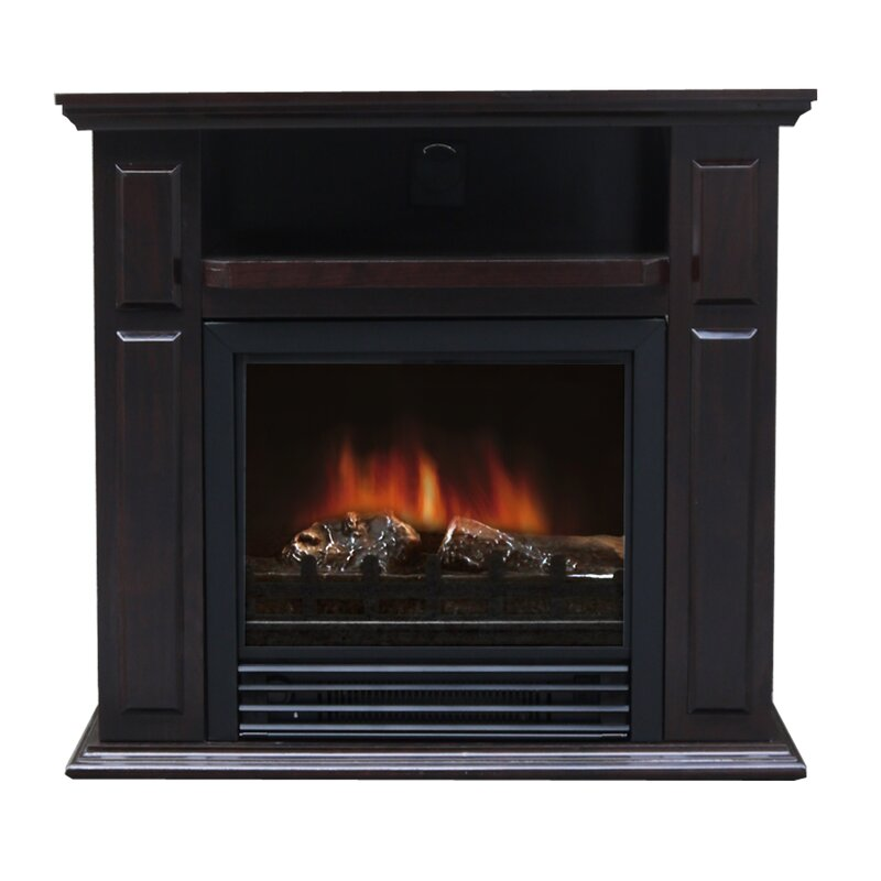 Charlton Home Wellesley Electric Fireplace Reviews Wayfair