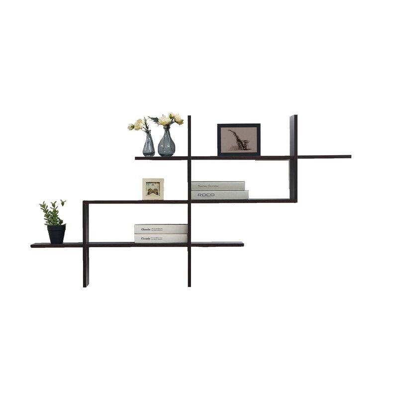 Roco furniture china top 10 brands Homegram Keyon Wall Shelf Overstock George Oliver Keyon Wall Shelf Reviews Wayfair