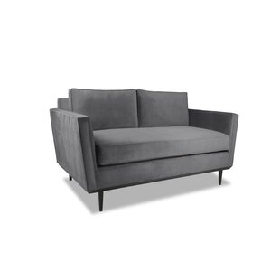 Kin Plush Deep Sofa by Orren Ellis Spacial Price