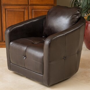 Klassen Swivel Barrel Chair