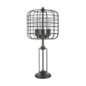 Gary Wire Cage Metal 26